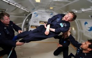 Stephen Hawking – well-known physicist