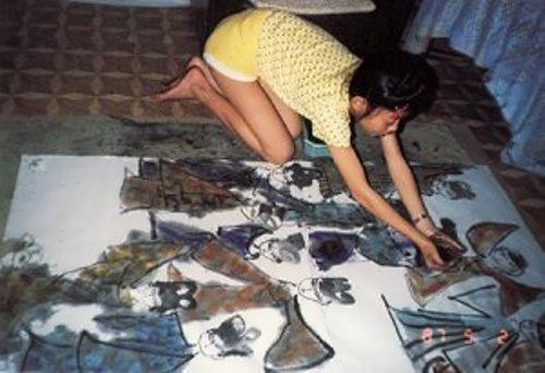 Wang Yani – Chinese painter