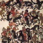 Amazing monkeys by Yani
