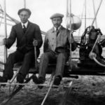 Wright brothers – Wilbur and Orville