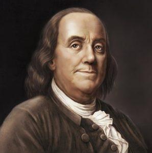 Benjamin Franklin – politician and scientist