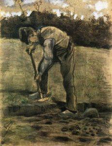 A Digger, 1881