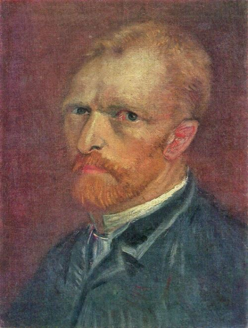 Self-Portrait, 1886