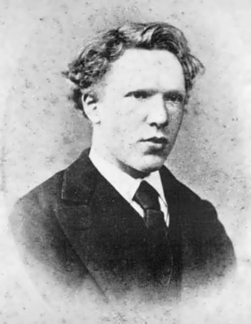 Van Gogh at the age of 23