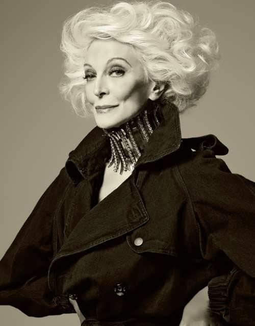 Carmen Dell'Orefice - I am the legend
