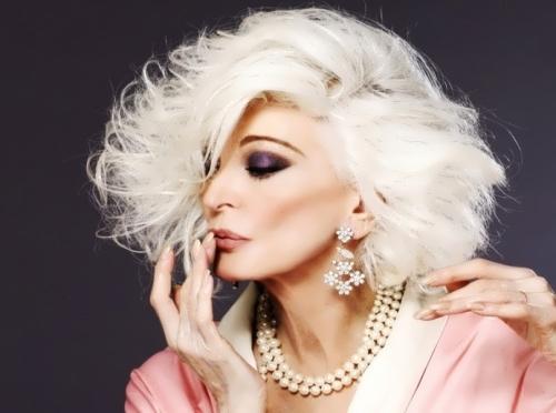 Carmen Dell'Orefice – great model