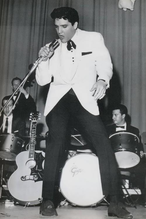Elvis - American legend