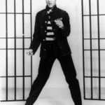 Elvis - famous popular music star