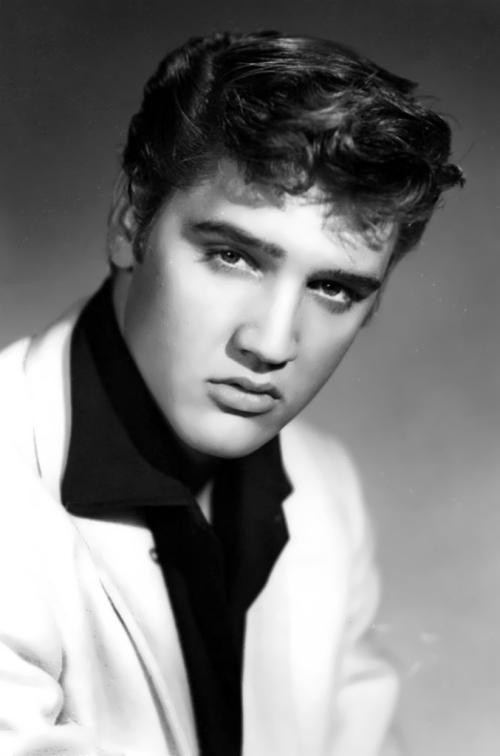 Elvis in 1955