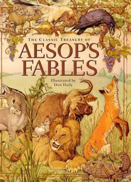 Aesop's Fables - Animal Stories That Teach