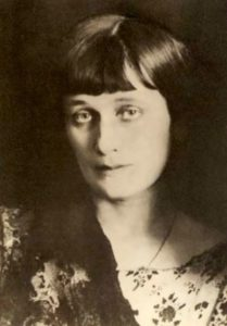 Akhmatova – leading Russian poet of the twentieth century