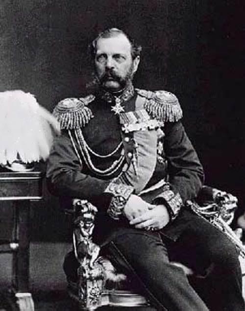 Alexander II - tsar and emperor of Russia