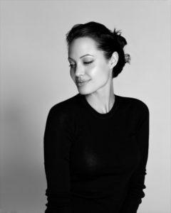 Angelina - UN goodwill ambassador