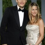 Aniston and singer John Mayer
