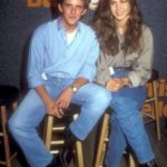 Aniston and Charlie Schlatter