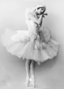 Anna Pavlova – great ballet dancer