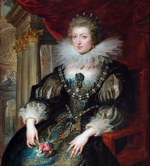 Wife of Louis XIII - Anne of Austria