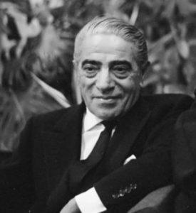 Onassis - Greek billionaire