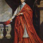 Philippe de Champaigne. Armand-Jean du Plessis, cardinal de Richelieu, 1640