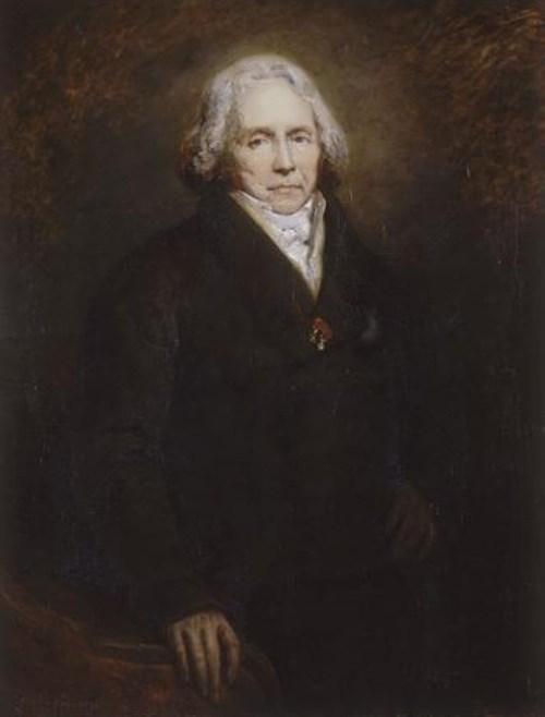 Ary Scheffer (1795-1858). Charles-Maurice Talleyrand