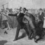 Assassination of US president James Garfield