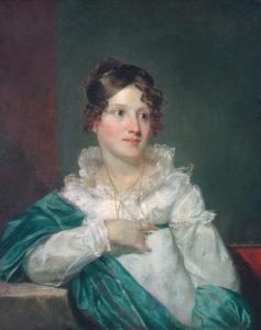 Mrs. Daniel DeSaussure Bacot, 1820