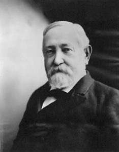 Benjamin Harrison - 23rd president of the United States.