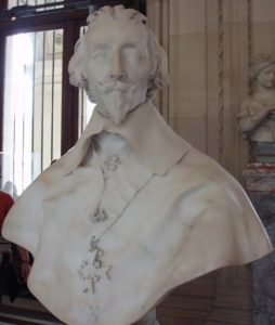 Bernini. Bust of Richelieu