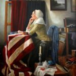 Betsy Ross - Philadelphia seamstress who, according to legend, sewed the first American flag