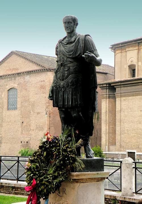 Monument to Caesar