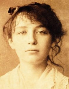 Camille Claudel – muse of Auguste Rodin