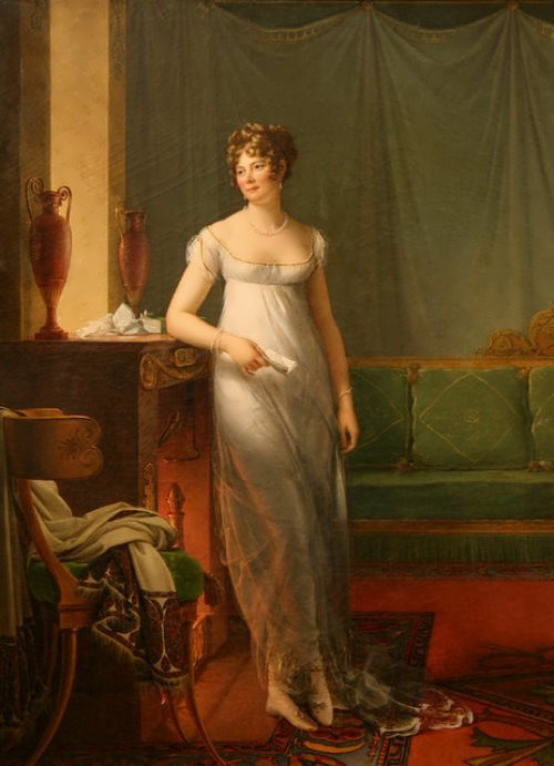 Catherine, the wife of Talleyrand