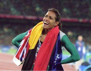 Catherine Freeman - Australian athlete