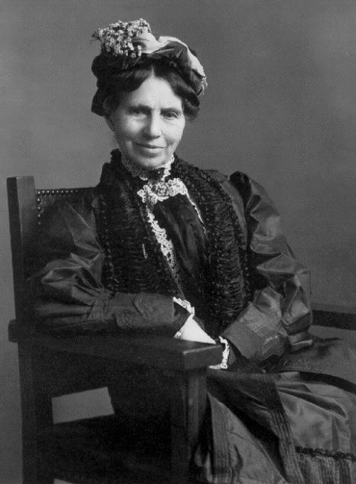 Clara Barton - American humanitarian
