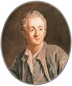 Denis Diderot by Pierre-Marie Alix