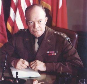 General Dwight D. Eisenhower, 1943