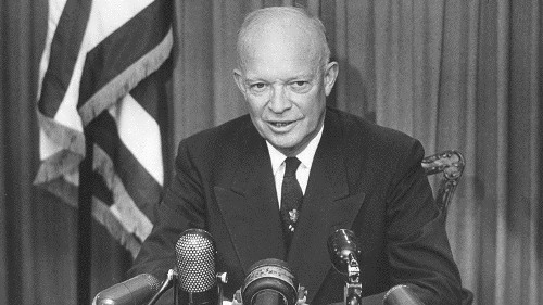 Eisenhower - statesman and military leader