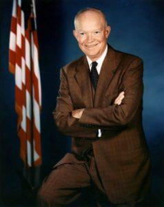 Dwight David Eisenhower – 34th president of America