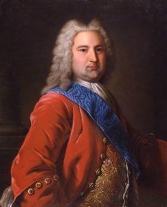 Ernst Biron - regent of Russia
