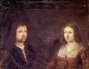 Ferdinand and Isabella - first king and queen of Spain