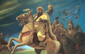 Genghis Khan - Steppenwolf