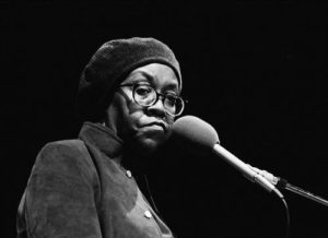 Gwendolyn Brooks - American poet