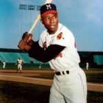 Hank Aaron – baseball star