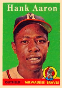 Aaron – baseball legend