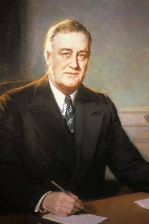 Henry Salem Hubbell. Franklin Roosevelt