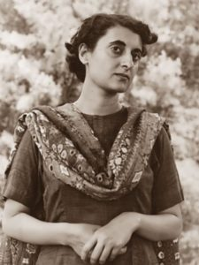 Indira Gandhi - Indian politician