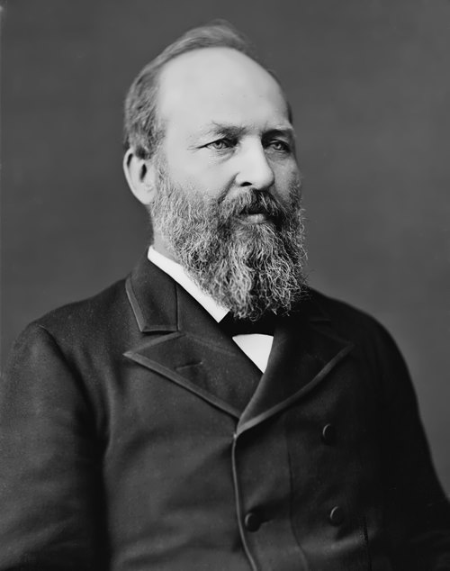 James Abram Garfield - American Civil War general