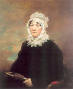 Portrait of Mrs. James Ladson, 1818