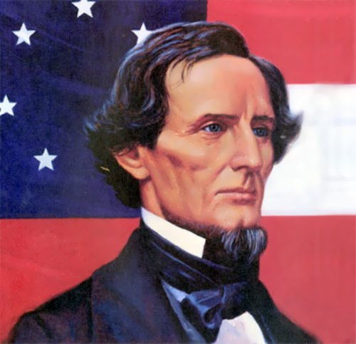 Jefferson Davis - military and political leader
