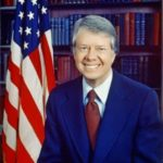Jimmy Carter – 39th president of America